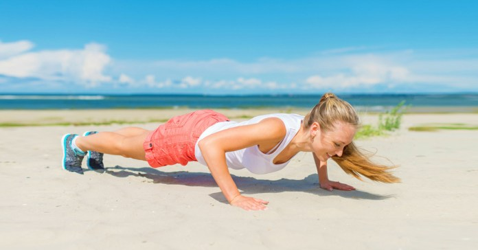 How To Get Better At Pushups - The Definitive Guide