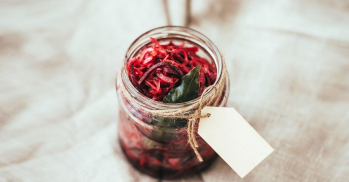 How To Pickle Beetroot