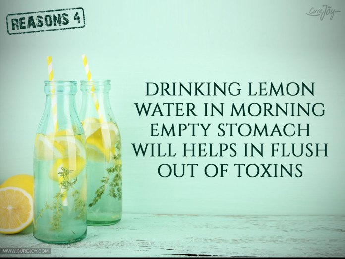 4-Drinking-lemon-water-in-morning-empty-stomach-will-helps-in-flush-out-of-toxins