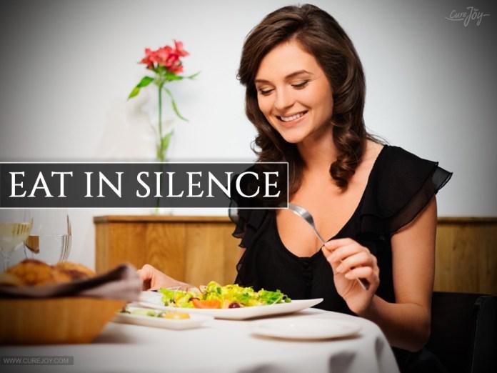 Eat-in-Silence
