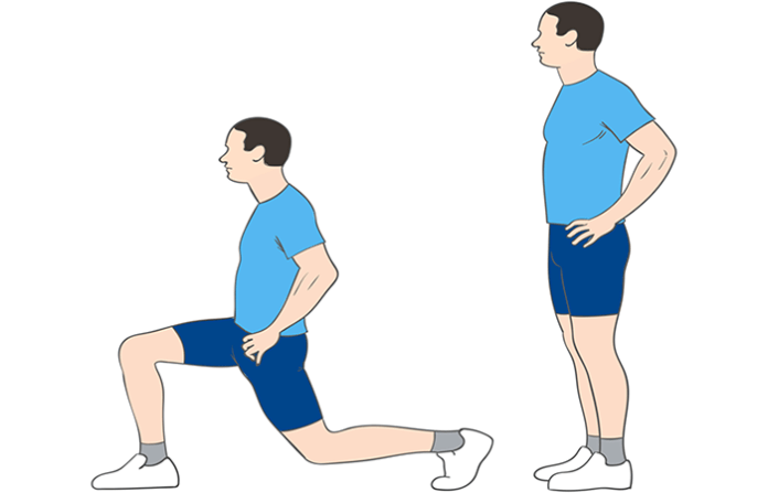 how-to-do-lunges