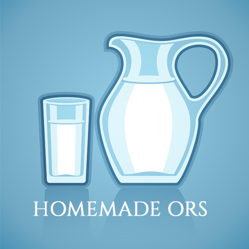 Homemade ORS