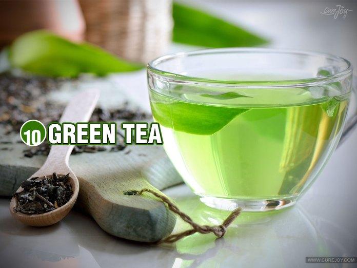 10-Green-Tea