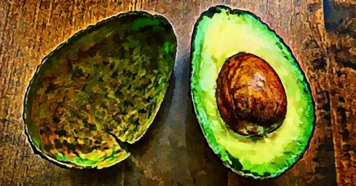 benefits of avocado peel