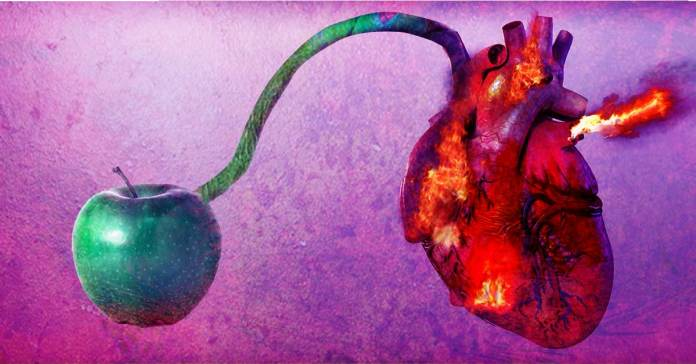 Apple Cider Vinegar For Heartburn