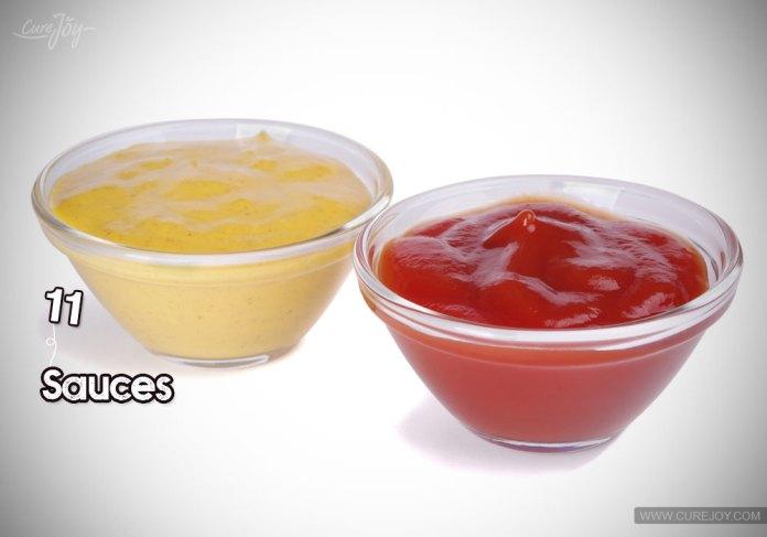 11-sauces