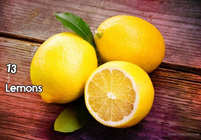 13-lemons
