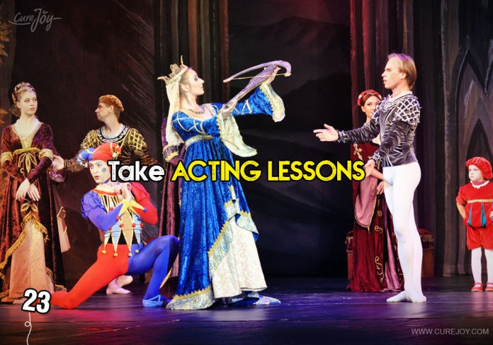 23-take-acting-lessons