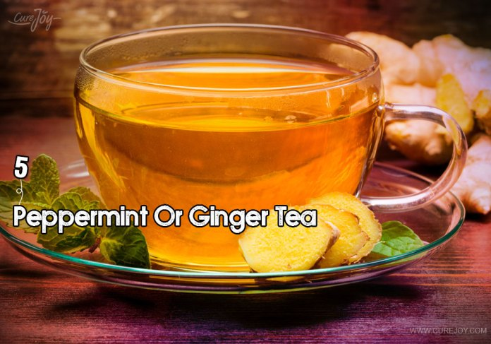 5-peppermint-or-ginger-tea