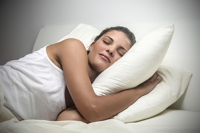 Sleep for at least 7 hours every night.