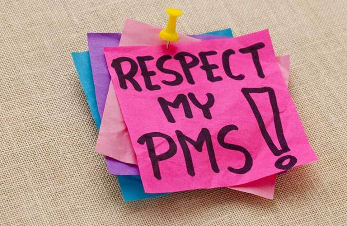 Myth: PMS Is All In The Head
