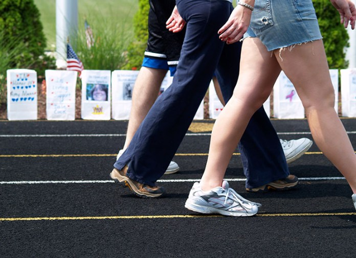 shorter-strides