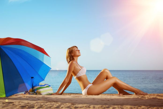 Natural sunscreen: Licorice Tea