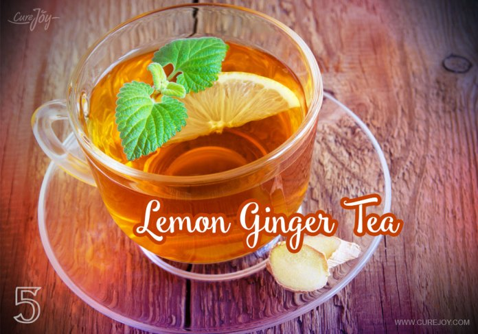 5-lemon-ginger-tea