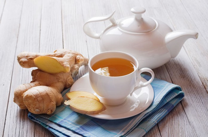 Ginger Tea:10 Ways To Get Rid Of Chest Congestion Naturally