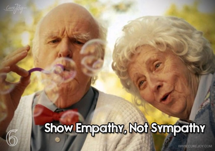 6-show-empathy-not-sympathy