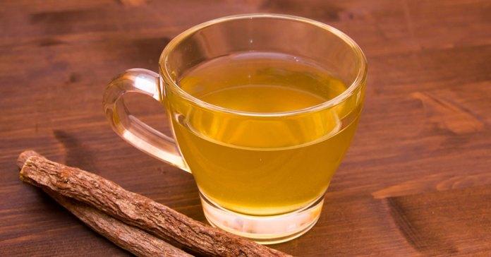 Benefits Of Licorice Tea