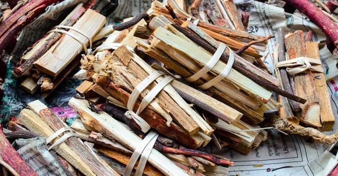 Chew Sticks: A Natural Alternative To Toothbrushes