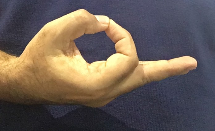 Gyana Mudra: Use Of Mudras To Help Reduce Anxiety And Stress