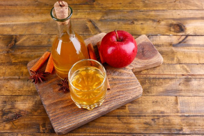 Apple Cider Vinegar As A Skin Toner
