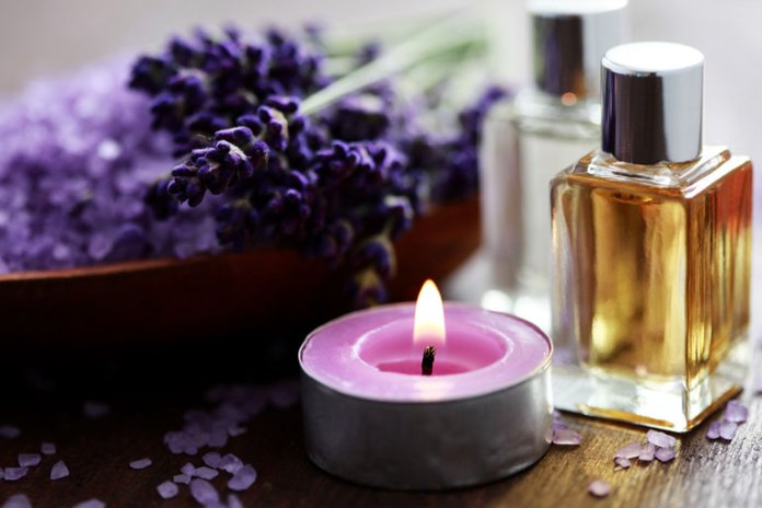 Lavender antiseptic properties fight fungi, that induce odor