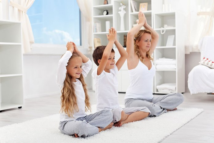 Lead The Way: 4 Tips To Get Kids Meditate