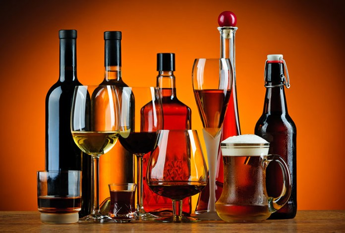Alcohol: Acid Reflux? Here Are 10 Foods You Should Avoid