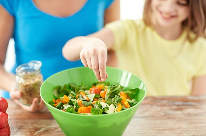 how to get kids to eat better