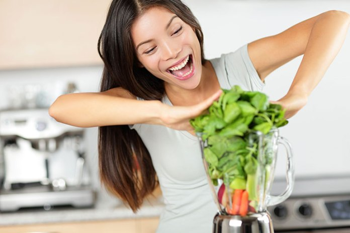 spinach:Home Remedies To Treat And Prevent Fordyce Spots
