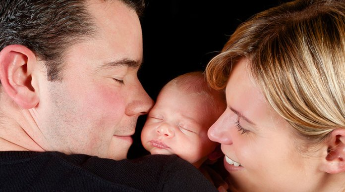 He needs guidance:5 Things Moms Need To Know About New Dads