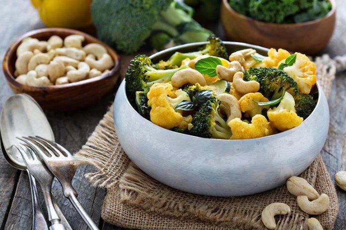 Roasted Veggie Bowl :Buddha Bowl Recipes