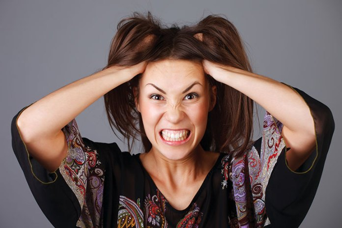 Fear Of Going Crazy: 12 Symptoms Of Anxiety Disorder