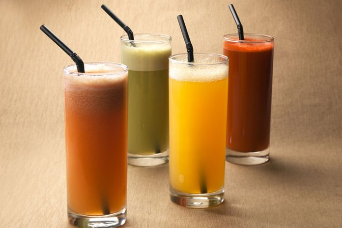 Fruit Juices: Breakfast Options That Increase Your Waistline