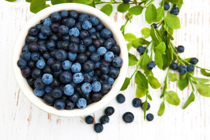 Best to have blueberries raw and preferably, fresh.