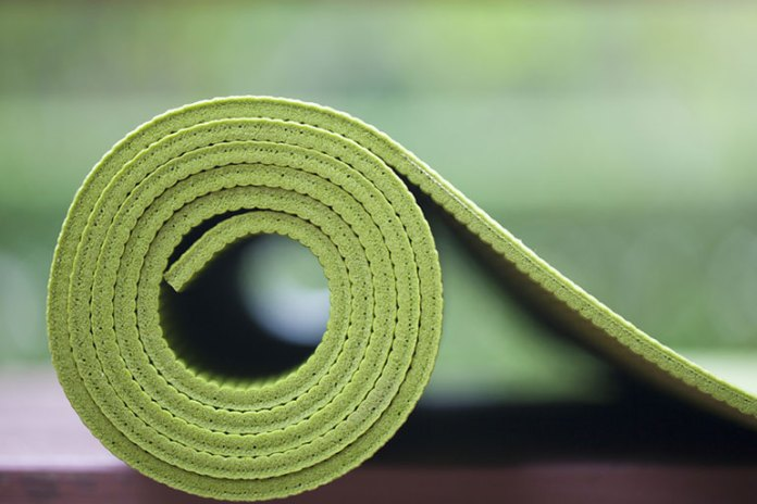 Packable Exercise Mat :Things To Pack To Stay Fit While Traveling