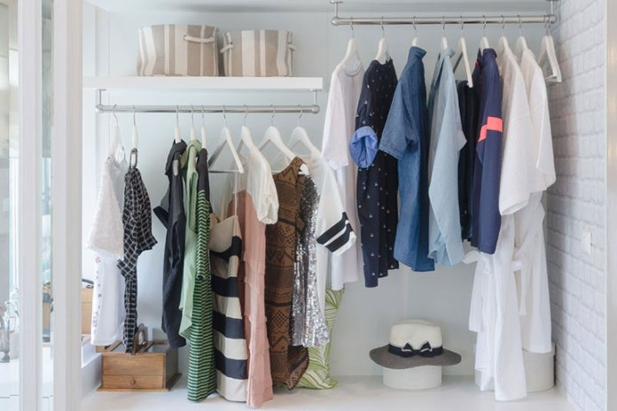 Wardrobe: How To Declutter Your Home