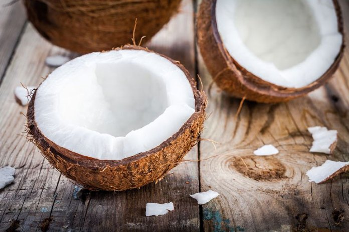 Coconuts are best had raw, than when dried and processed
