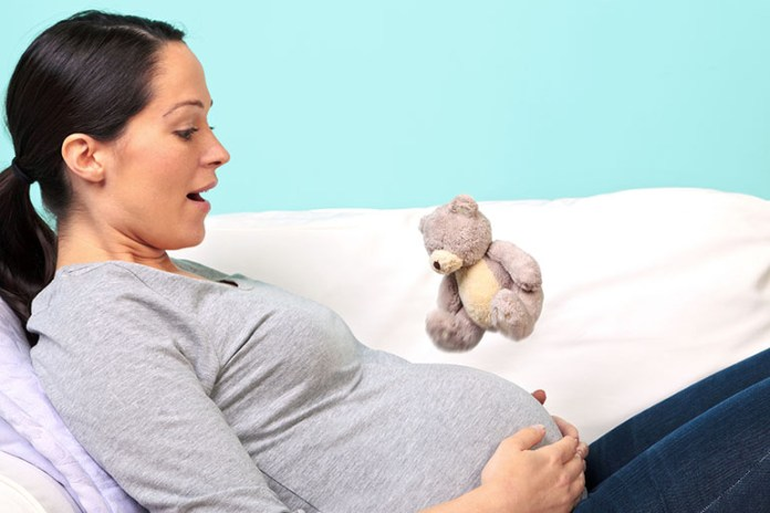 Baby kicking: 7 Reasons Why Pregnancy Keeps You Awake At Night