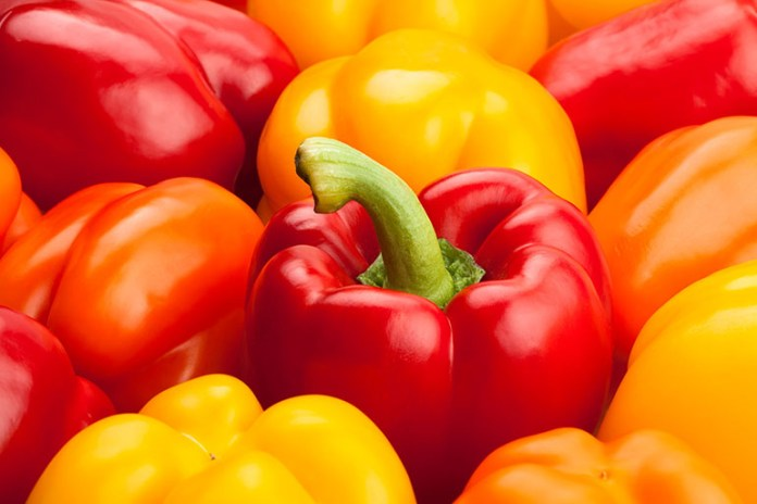 Pepper: Top 10 Energy Boosting Superfoods During Pregnancy