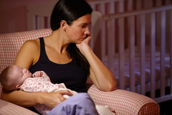 Depressed mother: 5 Interesting Benefits Of Mother-Baby Song Time