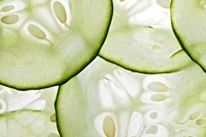 Cucumbers cause dehydration