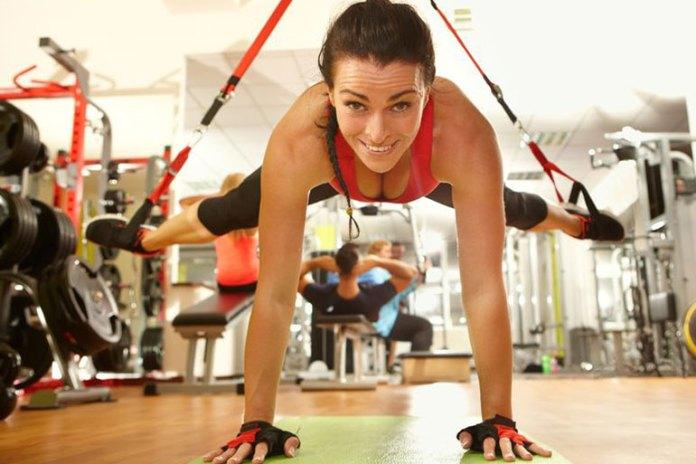 6 Total Body Suspension Workouts: Split
