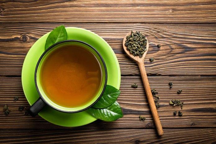 Drink Green Tea For Kidney Stones
