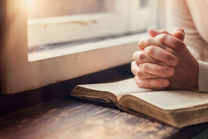 Develop A Practice Of Prayer And Gratitude
