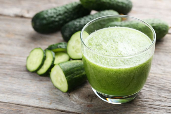 You may have reactions when you eat cucumbers