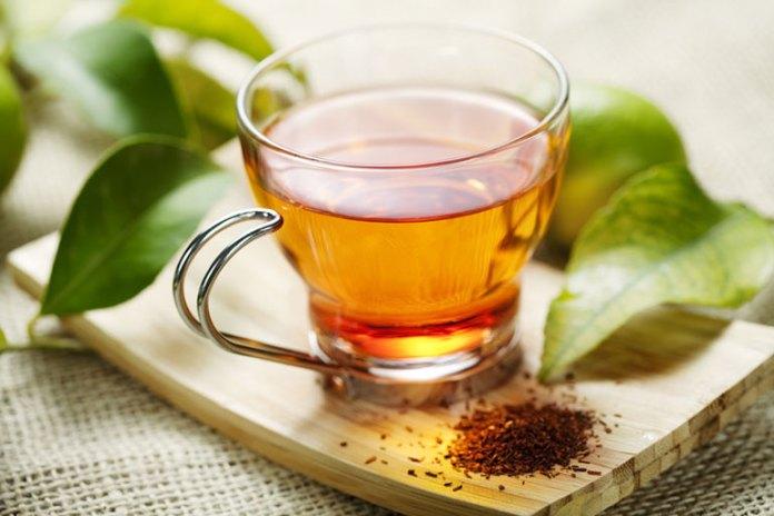 Rooibos tea strengthens your bones