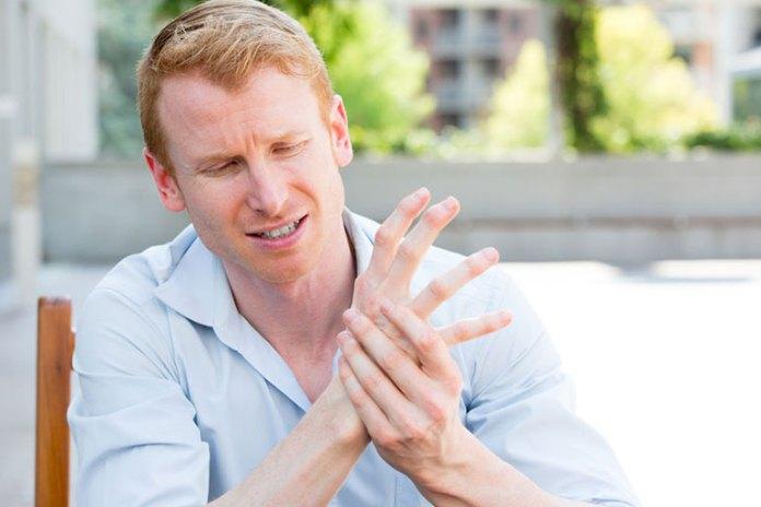 Arthritis Causes Swollen Fingers