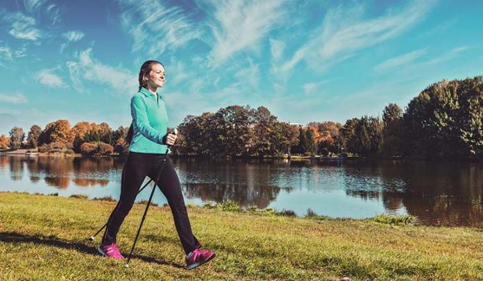 Walking Exercise During Periods