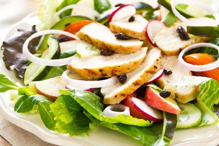 Recipe: Honey Mustard Chicken Salad