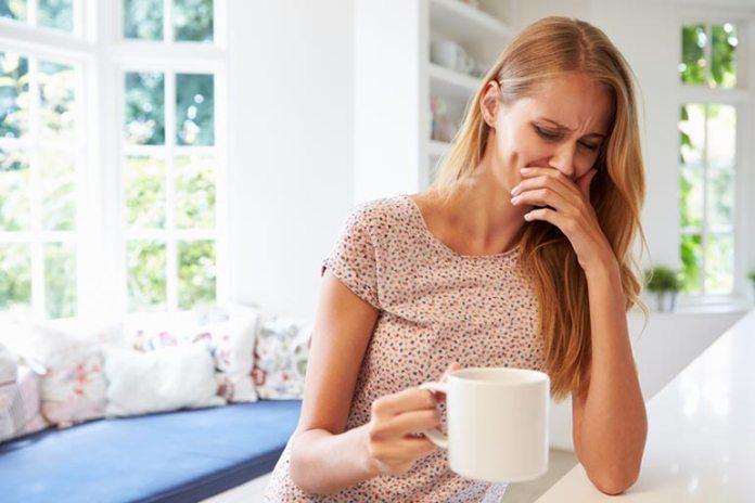 Can Coffee Cause Nausea ...Too little